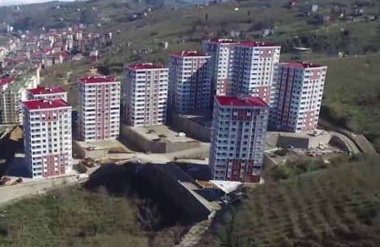 AKS YOMRA SAFİR KONUTLARI